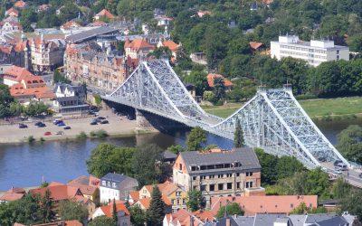 Rot-Rot-Grün ordnet Parksituation am Blauen Wunder in Dresden
